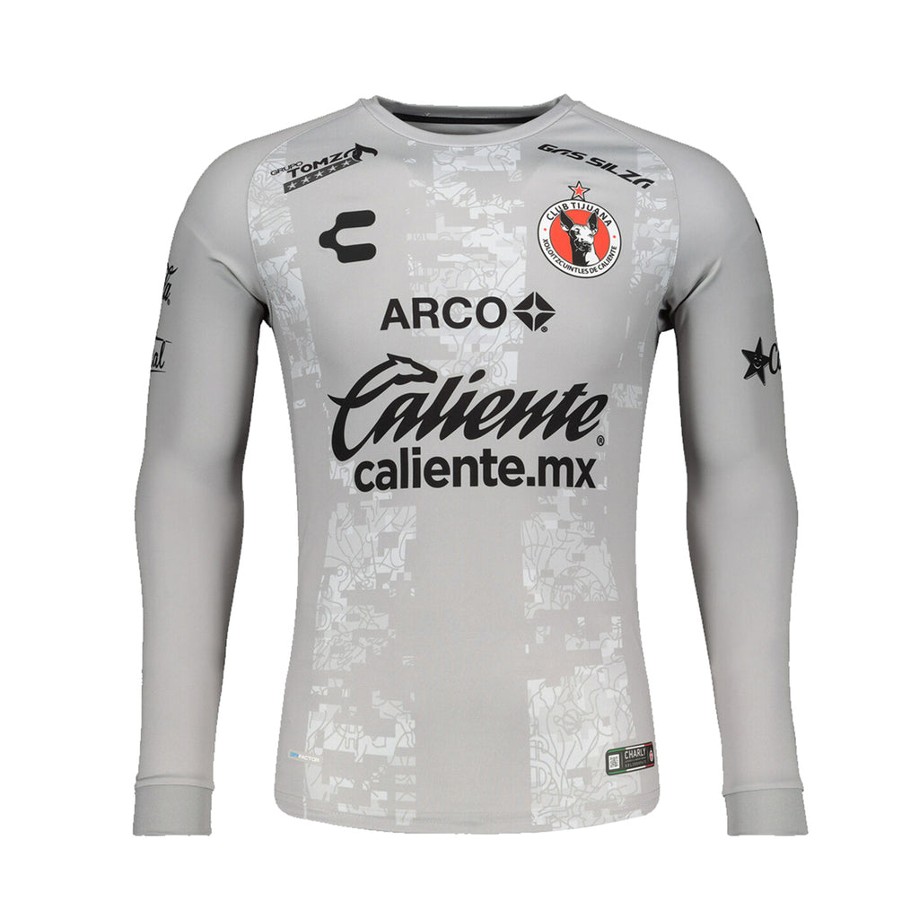JERSEY CHARLY AP20-CL21 PORTERO GRIS