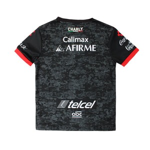 JERSEY CHARLY NIÑO NEGRO AP20-CL21