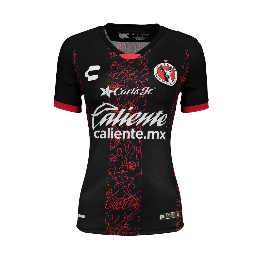 JERSEY CHARLY AP20-CL21 FEM NEGRO