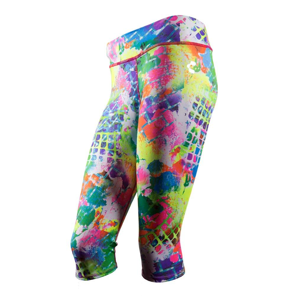 Pants Charly Yoga Multicolor Mujer