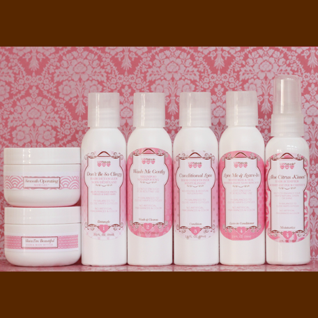 Luv Naturals Hair Products