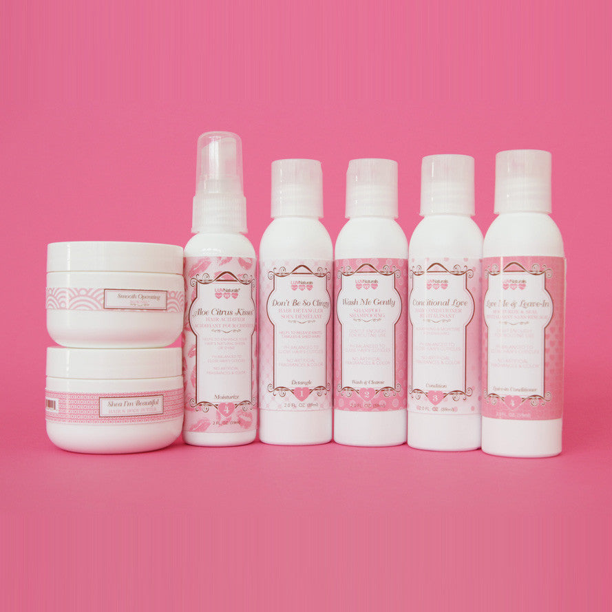 Luv Naturals Products