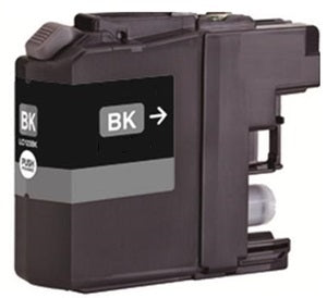 Brother LC-223 compatible Black ink cartridge