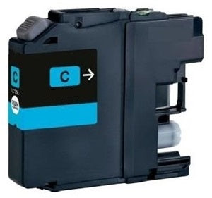 Brother LC-223 compatible Cyan ink cartridge