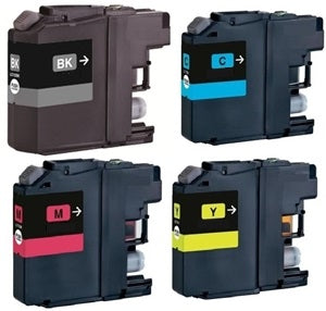 Brother LC-223 compatible ink cartridge Multipack