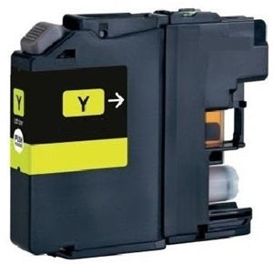 Brother LC-223 compatible Yellow ink cartridge