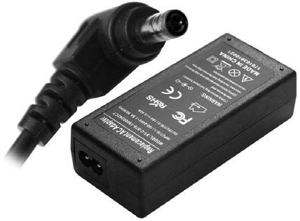 Toshiba Compatible Laptop Charger - 19V 3.95A with 5.5*2.5 tip 75W