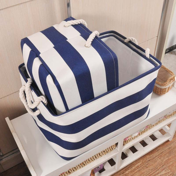 Striped Organizer