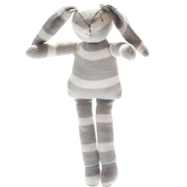 Best Years Organic Cotton Baby Comforter Bunny from Cotton and Cuddles