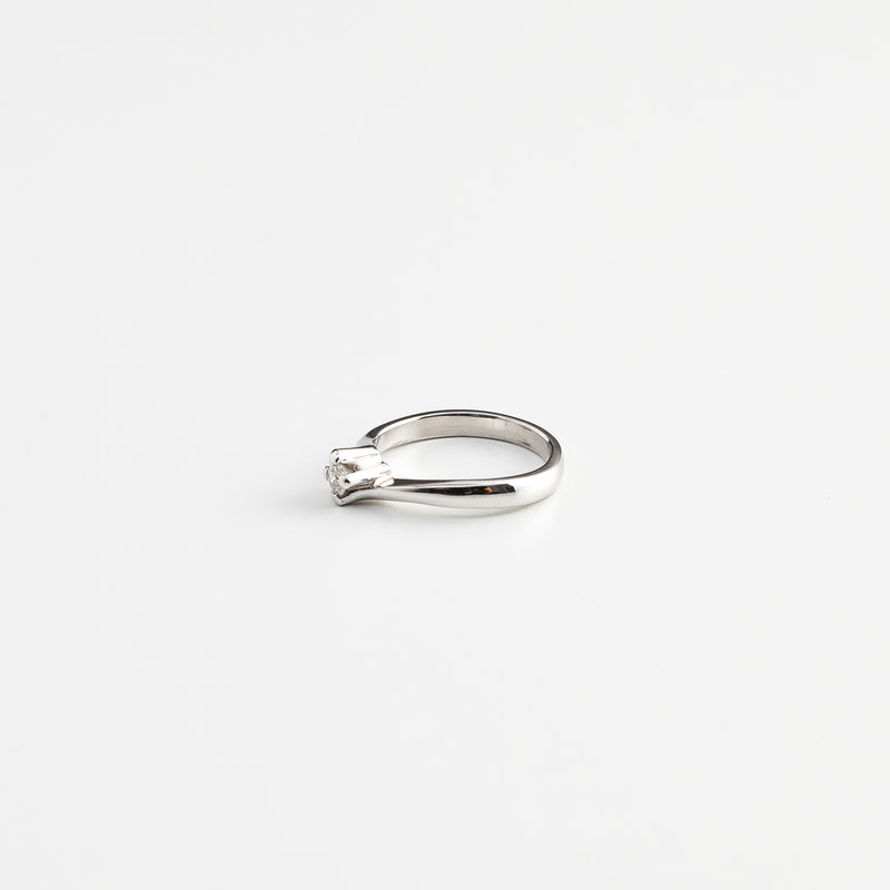 Purity Engagement Ring
