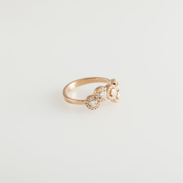 Rose Spotlights Ring