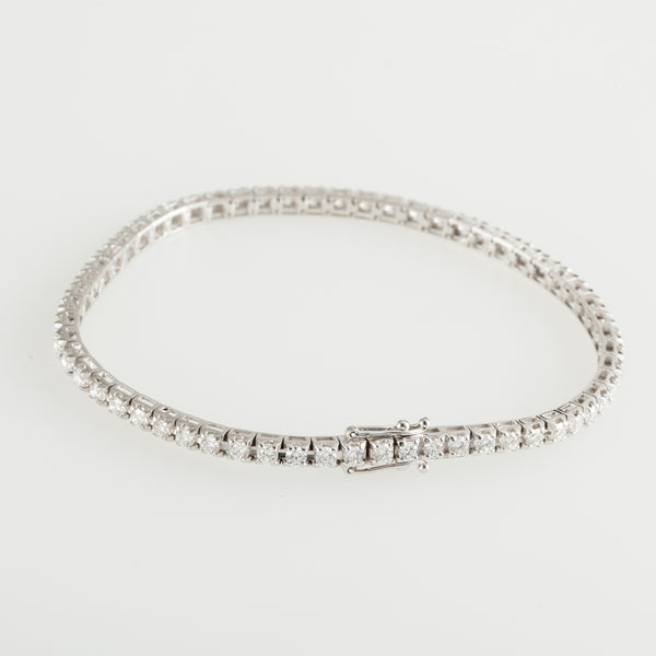 Classic Diamonds Tennis Bracelet 3ct