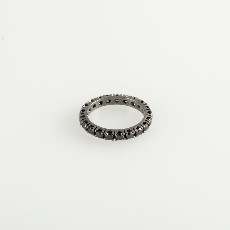 Inel Black On Black Eternity 1,25ct