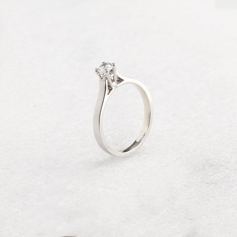 Utopia Engagement Ring