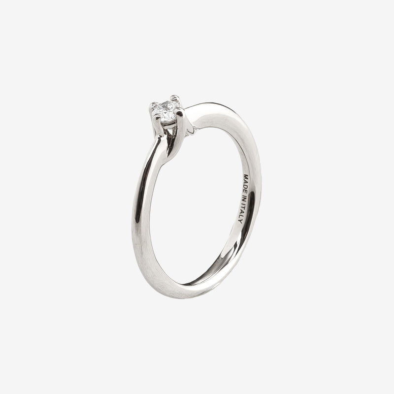 Flourish Engagement Ring
