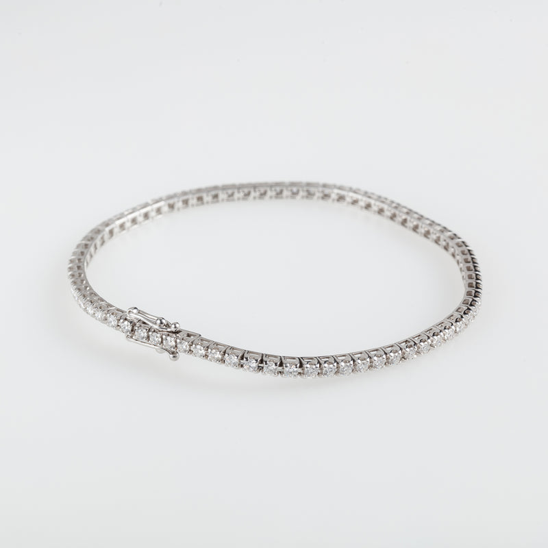 Classic Diamonds Tennis Bracelet 1,75ct