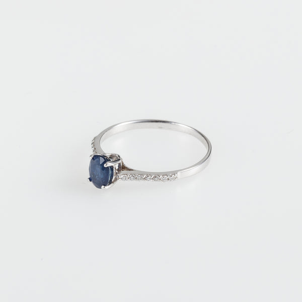 India Sapphire Ring
