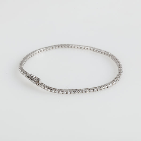 Classic Diamonds Tennis Bracelet 1ct
