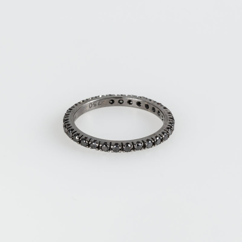 Black on Black Eternity  0,63ct