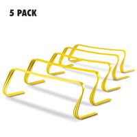 "BASIC HURDLE SET - 6""/9""/12"" - 5 PACK"
