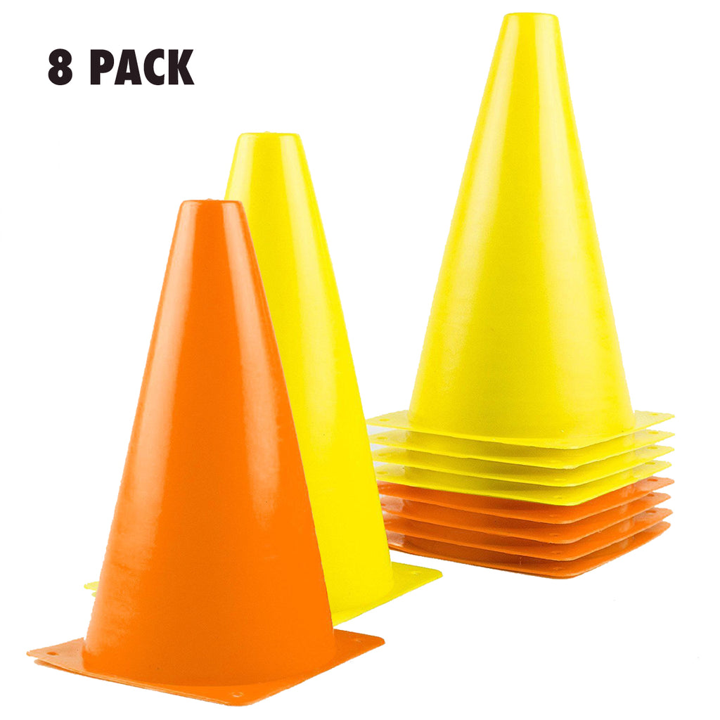 "BASIC NOSE CONE SET 6""/9"" - 8 PACK"