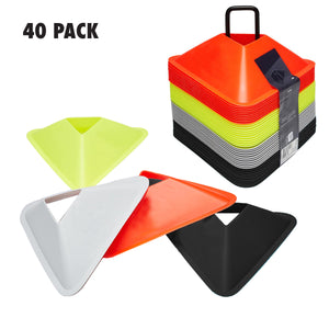 PRO TRIANGLE DISC SET - 40 PACK