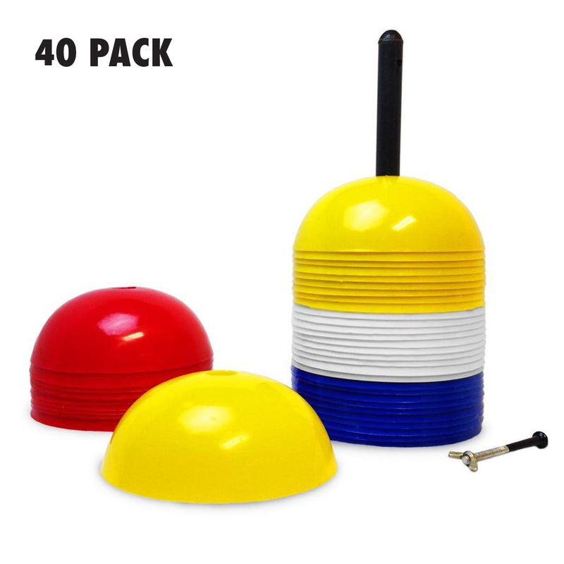 DOME CONE SET - 40 PACK