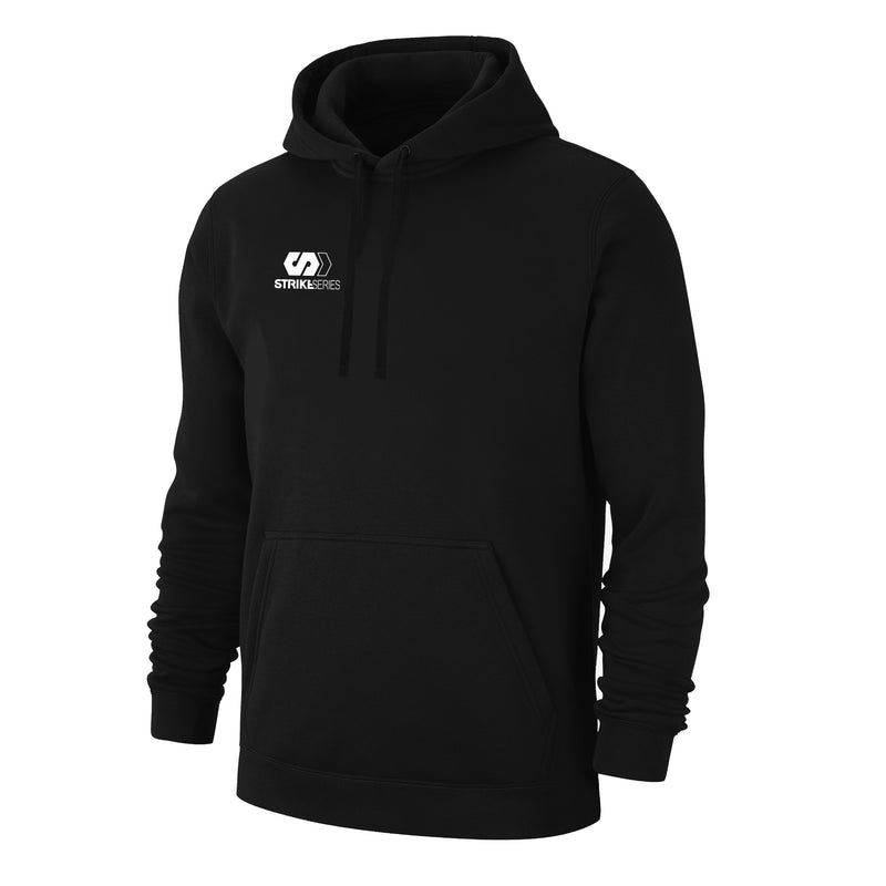 STRIKE SERIES HOODY - BLACK