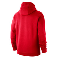 STRIKE SERIES HOODY - RED
