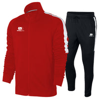 STRIKESERIES TAPERED TRACKSUIT - RED