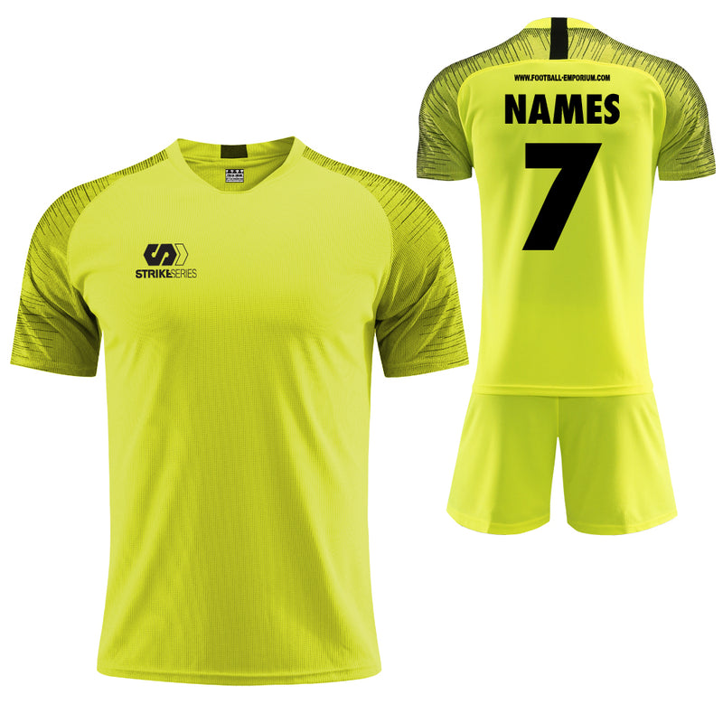 STRIKESERIES TRAINING KIT - VIS YELLOW