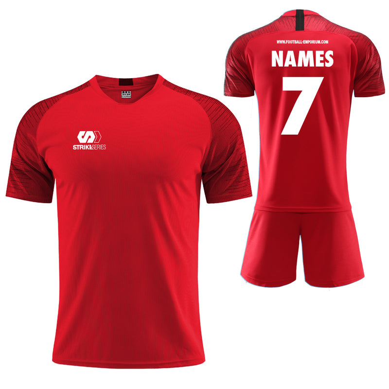 STRIKESERIES TRAINING KIT - RED