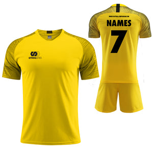 STRIKESERIES TRAINING KIT - YELLOW