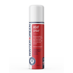 WG WARM-UP HEAT SPRAY