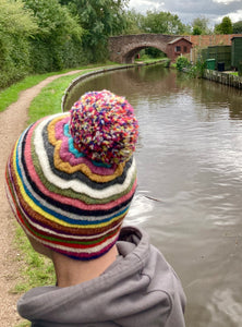 Layer Cake Hat