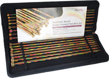 Load image into Gallery viewer, Knit Pro Symfonie Single Pointed Needle Luxury Set (25cm)