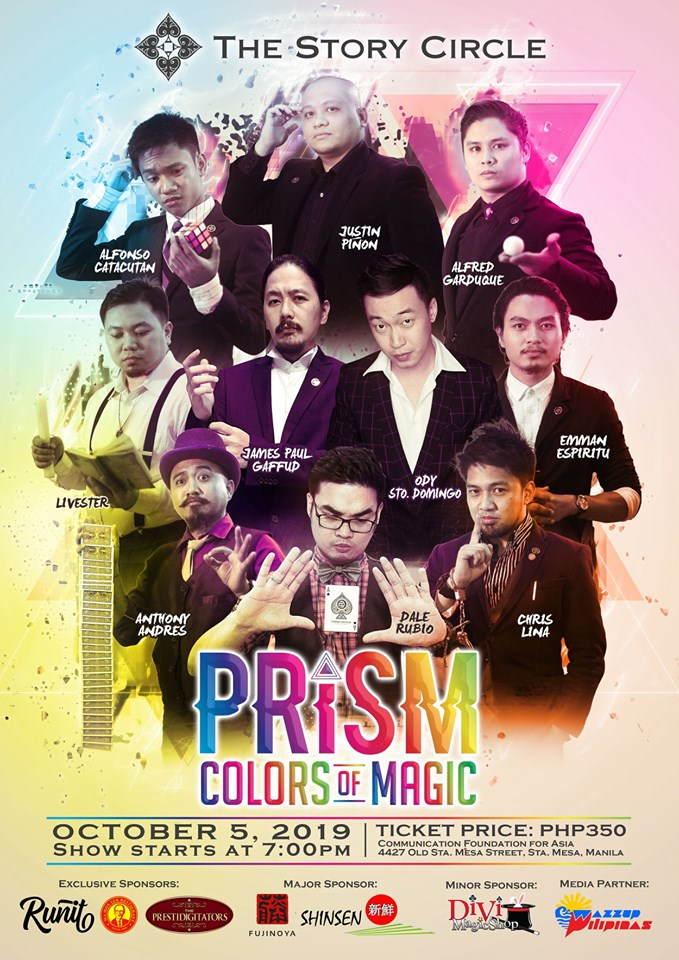 PRISM: Colors of Magic - The Story Circle Anniversary Show