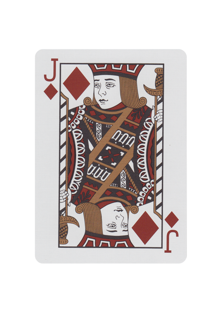 Zoma Playing Cards
