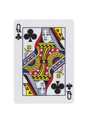 Blue Ribbon Reprint Blue Playing Cards