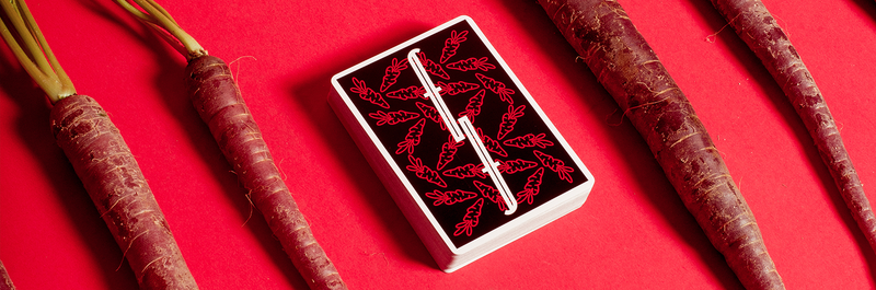 Fontaine Carrots v3 Playing Cards
