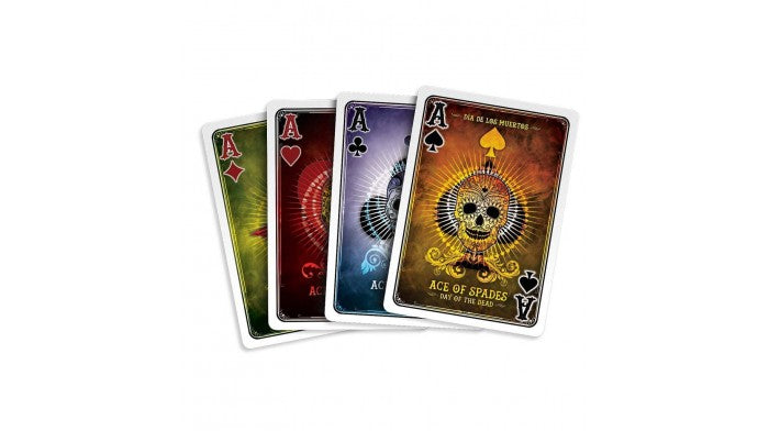Legends Day of the Dead Playing Cards