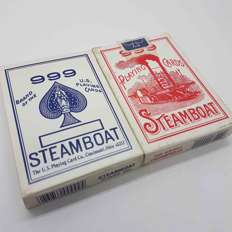 Steamboat 999 (Ohio) Playing Cards