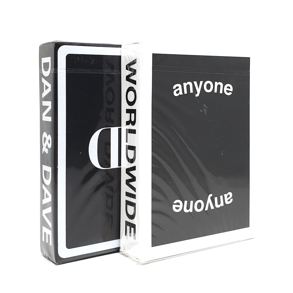 Logo + Mirror Playing Cards Set
