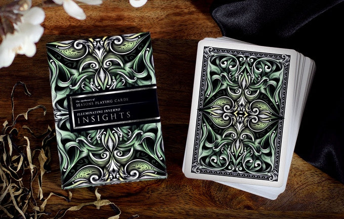 Apothecary Insights Playing Cards