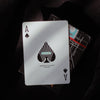 Gemini Safari Casino Black Playing Cards