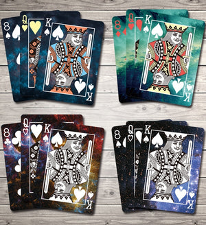 Bicycle Constellation Series Aries Playing Cards