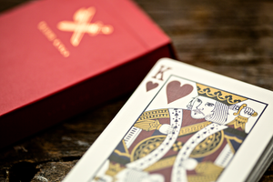 Kings Blood Playing Cards