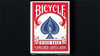 Bicycle MINI Red Playing Cards
