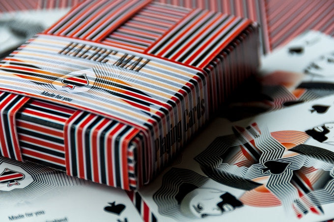 Haere Mai Playing Cards