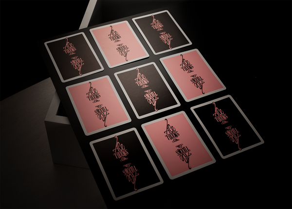 Ace Fulton's Casino Femme Fetale Playing Cards